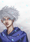 Jack Frost by LoveMacabre