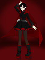 Ruby Rose by Sticklove