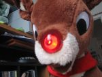 Build-a-Bear Rudolph 7 by TaionaFan369