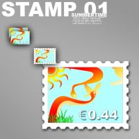 stamp school project by rejectsocietyfx