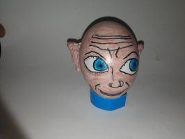 gollum easter egg by toastles