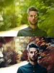Before/ After Retouch by DanOstergren