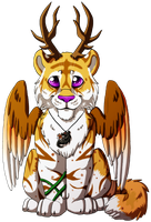 .: Chibi Icarus Tate :. by RooksRookery