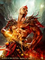Purified Ifrit (Advance) by elGuaricho