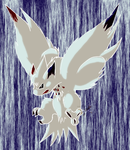 My killjoy Togekiss by eeveelution-lover