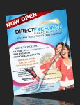 Direct Exchange FS flyer by KingstonGraphics