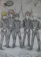 The Black Parade by iWillTakeYourJello