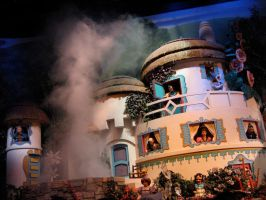 Studios Great Movie Ride 11 by AreteStock