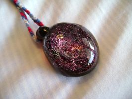 Galaxy Bead by this-side-upsid-down