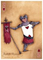 The Soldier of Hearts by maina