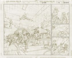 New Mutants pg 02-03 by pietro-ant