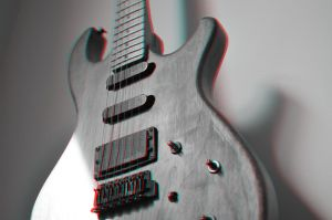 Guitar 3-D conversion by MVRamsey