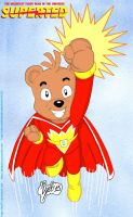 It's SuperTed! by Dyel75