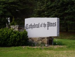 Cathedral of the Pines by lilly-peacecraft
