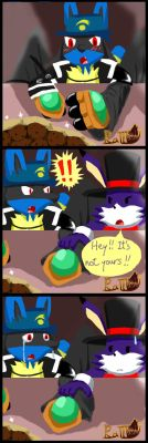 Ratteu the Furry Answer 008 by Coffee-Ratteu