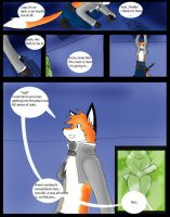 Arcanic Page 01 by ArcaneWind