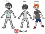 Recall Transformers OC by AnonymousAuthor1998