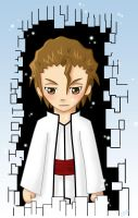 Bleach -- Chibi Aizen by Club-Bleach