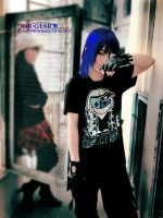Air Gear cosplay project 07 by H-I-T-O-M-I