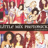 Photopack001 - Little Mix by iwillbeyourvoice