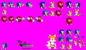 Sonic Generations CutsceneMugs by marvinvalentin07