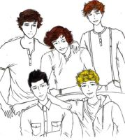 One Direction Infection [WIP] by shaolinfan1