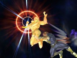 Stop Captain Falcon by RandomlyEvilXirroq