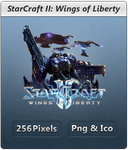 StarCraft II TERRAN - Icon by Crussong