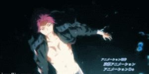 Free! Eternal Summer Opening: The Boys [GIF] by ArtisticPow16