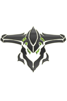 WARFRAME Loki - Tribal Helmet by RazulDarkwood