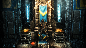 The New Jarl of Windhelm by xTiiGeR