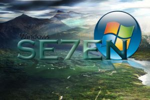 Windows Se7en Pic 1 by Marobisoft