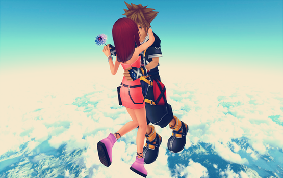But I'm holding you closer than most by HeartlessKairi