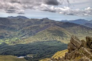 Trigpoint at the back by CharmingPhotography