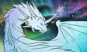 HTTYD Valentines - Borealis by yamilink