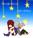 Kissed by Stars (my group) by Xx-Cake-xX