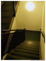 University II - Stairs by angelwillz