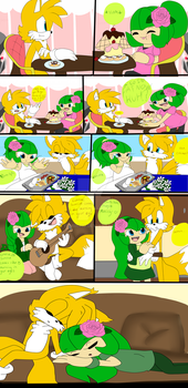 How They Came To Be~ Page #6~ Almost There~ by Puffy-Paws