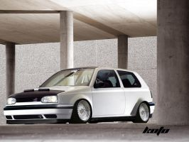 Golf MkIII by koto8