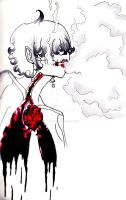 Smoker's Lung by Artistic-Doll