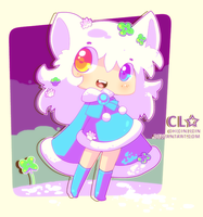 Snow Clover by chicinlicin