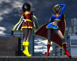 Central City Beuties by PHDillman