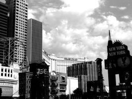 Vegas ... by HippieOtter
