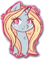 Giveaway prize - Evening's Glory by Reporter-Derpy