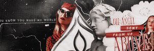 Banner: Oh Angel by Rosesylla