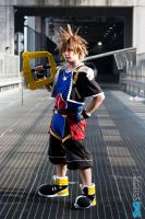 KINGDOM HEARTS - Sora by supergiu74