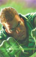 Guy Gardner by felipemassafera