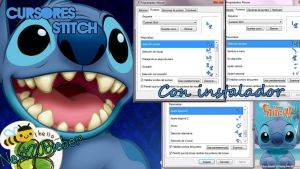 Cursores Stitch {Lilo and Stitch} by Cursorsandmore