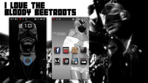 I LOVE BLOODY BEETROOTS by plkz13