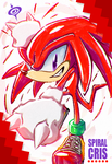 KNUCKLES MOVE by SPIRALCRIS